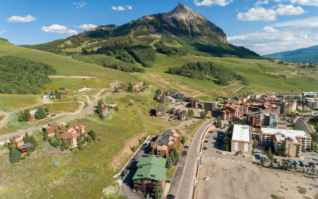 35 Emmons Road, Unit 3, Mt. Crested Butte ~ Under Contract