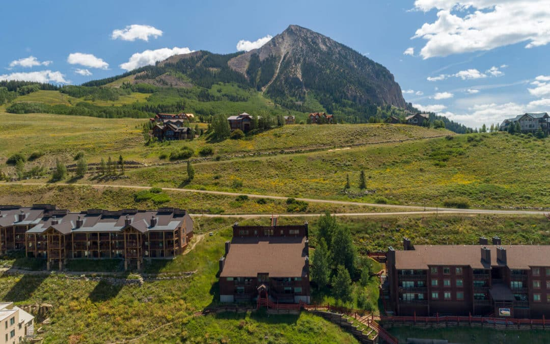 New Listing ~ 60 Hunter Hill Road, Unit A302, Mt. Crested Butte