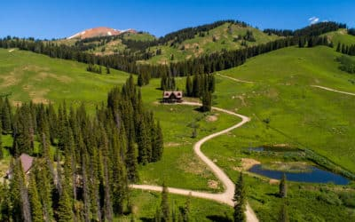 6001 County Road 811, Crested Butte ~ Under Contract