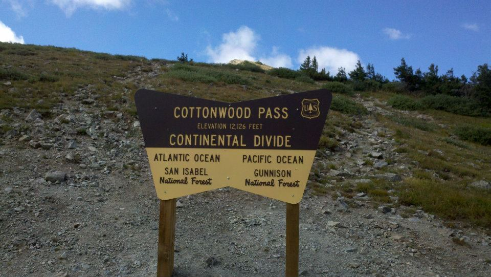 Cottonwood Pass Officially Reopened