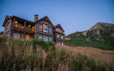 12 Summit Road, Mt. Crested Butte ~ Sold