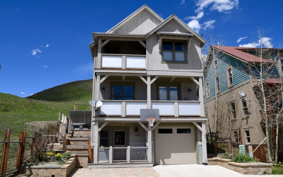 120 Big Sky Drive, Mt. Crested Butte ~ Sold