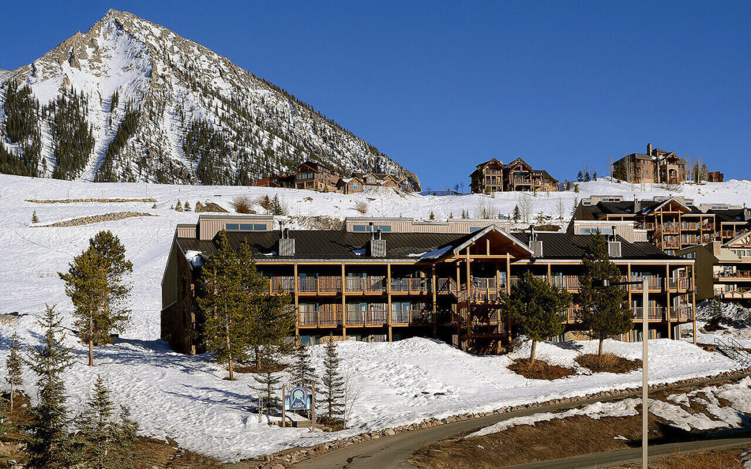 16 Hunter Hill Road, Unit K202, Mt. Crested Butte ~ Sold
