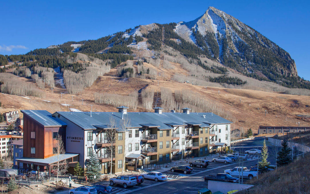 New Listing ~ 20 Marcellina Lane, Unit 207, Mt. Crested Butte
