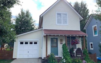 305 Horseshoe Drive, Mt. Crested Butte ~ Sold