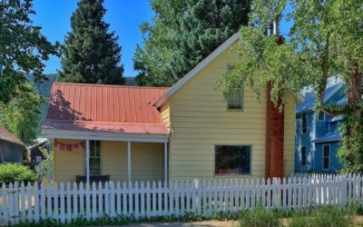 322 Maroon Avenue, Crested Butte ~ Sold