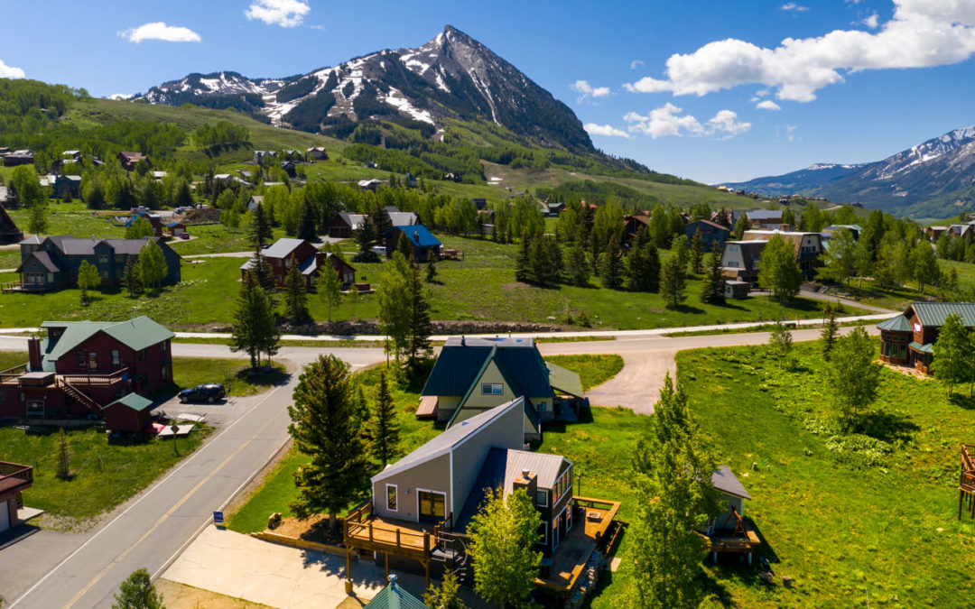 64 Paradise Road, Mt. Crested Butte ~ Sold