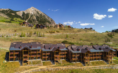 70 Hunter Hill Rd, Unit P104, Mt. Crested Butte ~ Under Contract