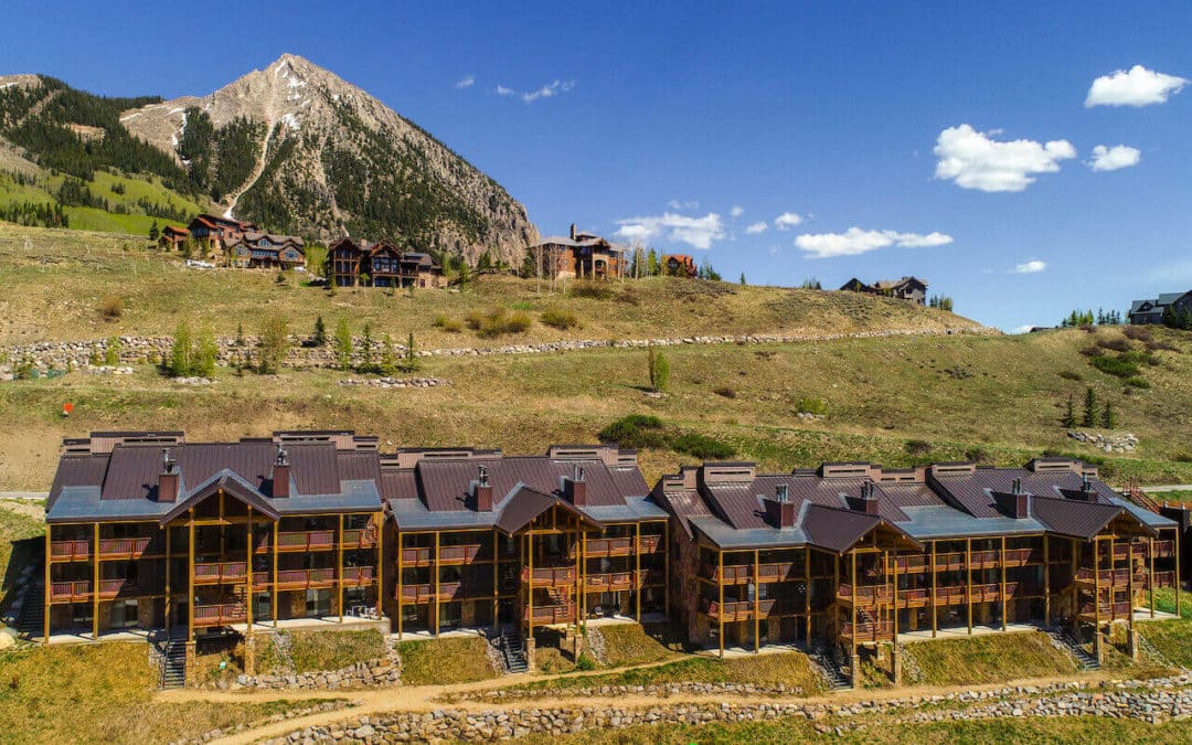 70 Hunter Hill Road, Unit P104, Mt. Crested Butte ~ Sold