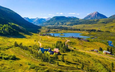 781 County Road 4, Crested Butte ~ Sold