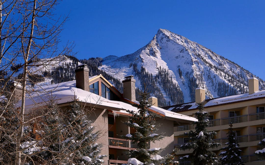 New Listing ~ 11 Emmons Road, Unit 433, Mt. Crested Butte