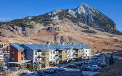 New Listing ~ 20 Marcellina Lane, Unit 008, Mt. Crested Butte