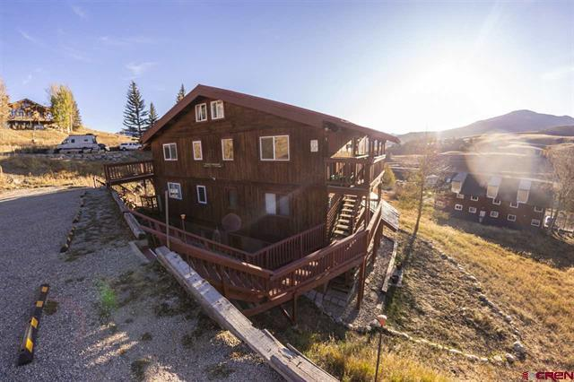 31 Castle Road, Unit 1, Mt. Crested Butte ~ Sold