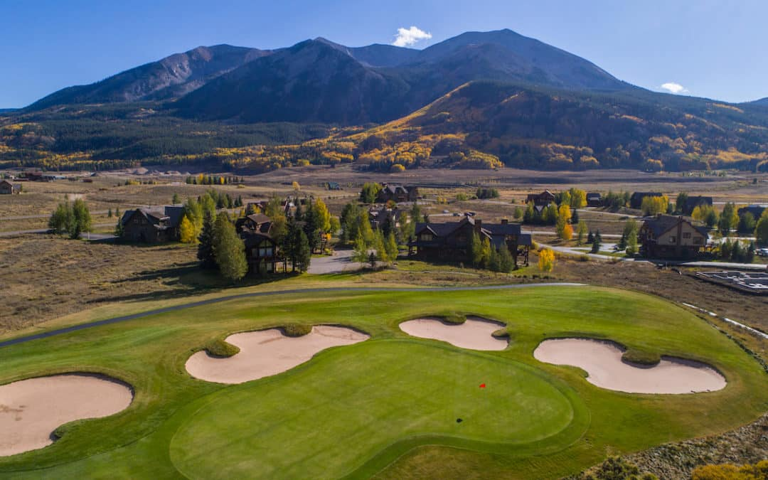 64 Coyote Circle, Crested Butte ~ Under Contract