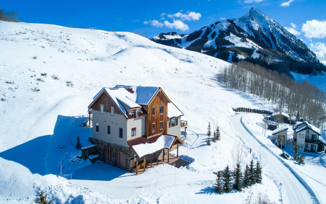 67 Cinnamon Mountain Road, Mt. Crested Butte ~ Sold