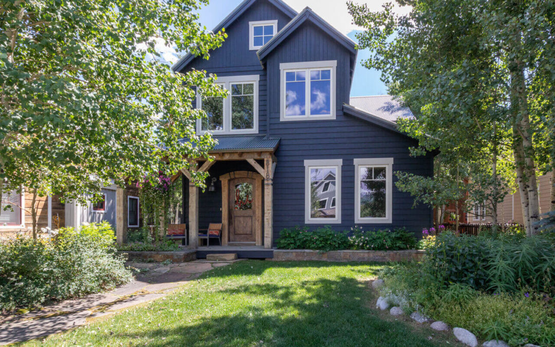 818 Elk Avenue, Crested Butte ~ Under Contract