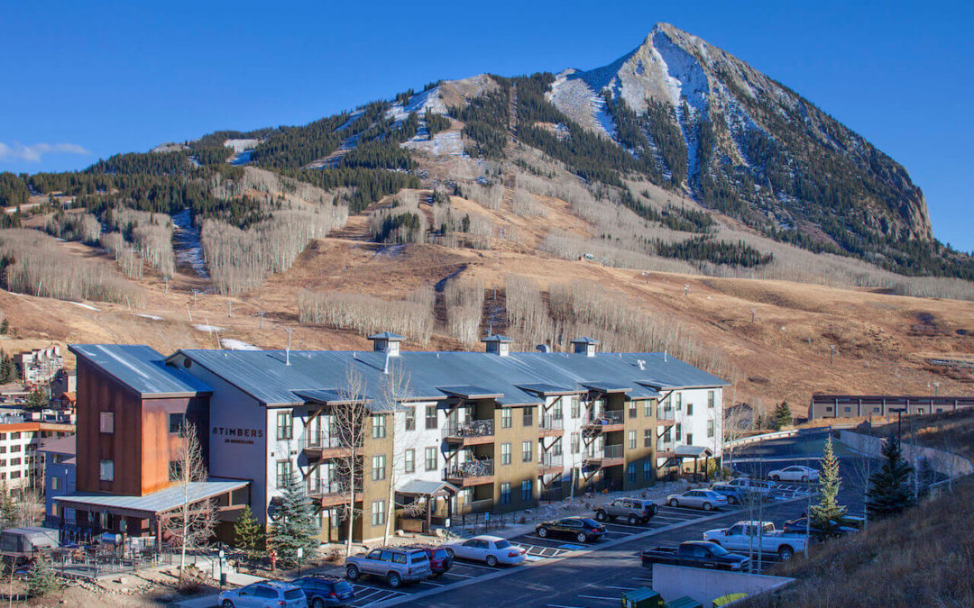20 Marcellina Lane, Unit 308, Mt. Crested Butte ~ Sold