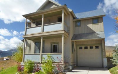 312 Horseshoe Drive, Mt. Crested Butte ~ Under Contract