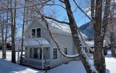 330 Sopris Avenue, Crested Butte ~ Sold