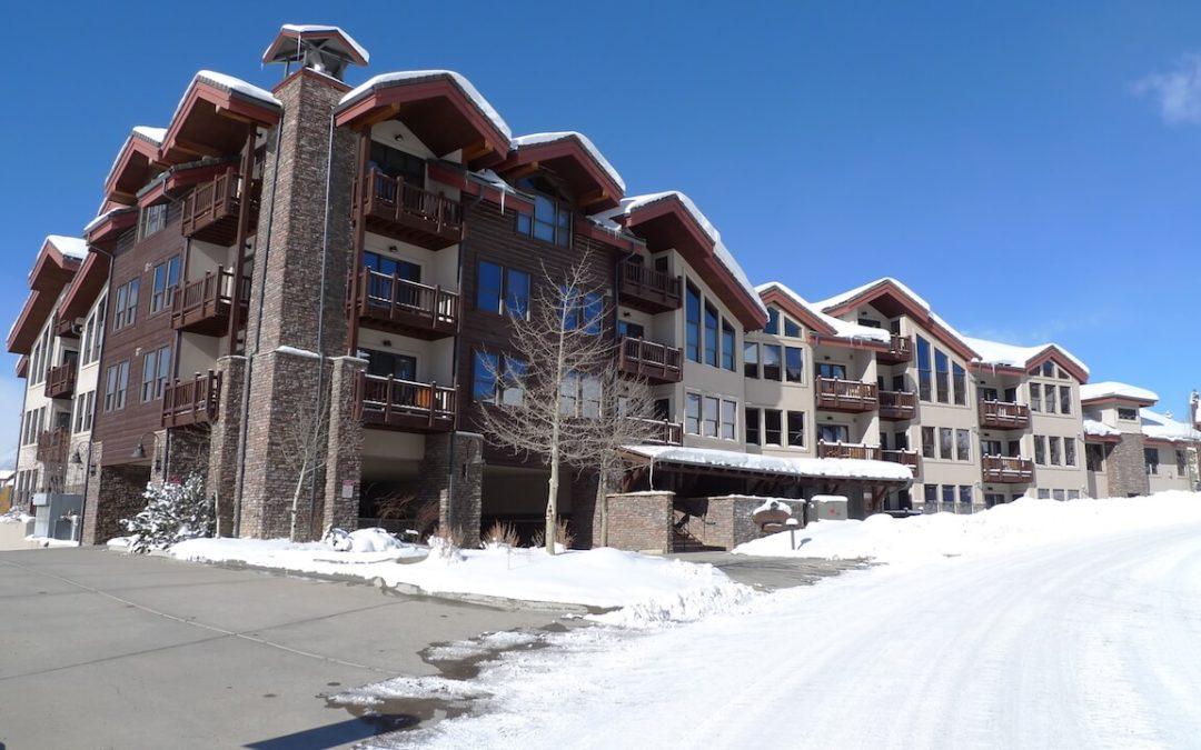 9 Hunter Hill Road, Unit 208, Mt. Crested Butte ~ Sold
