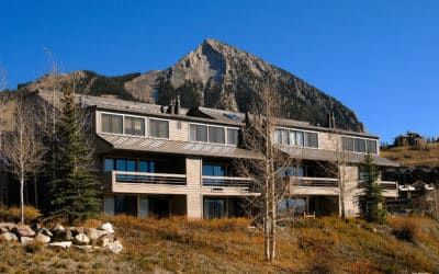 New Listing ~ 11 Hunter Hill Road, Unit 402, Mt. Crested Butte