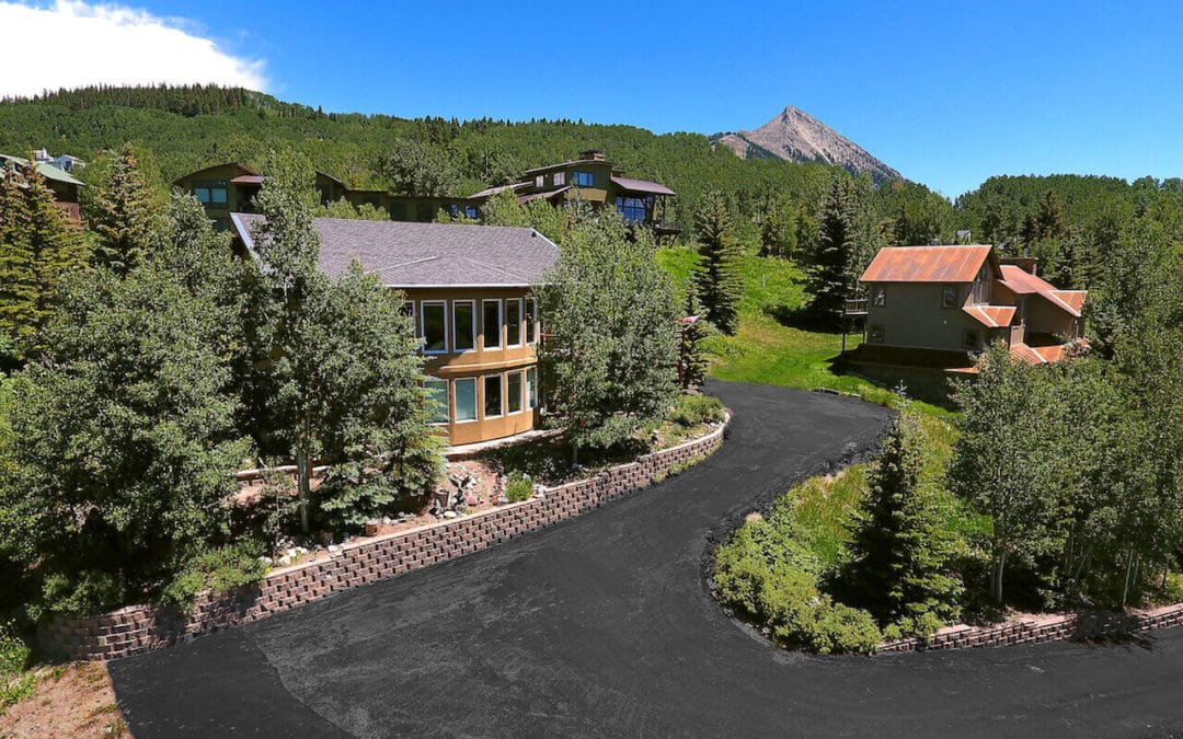 24 Anthracite Drive, Mt. Crested Butte ~ Sold