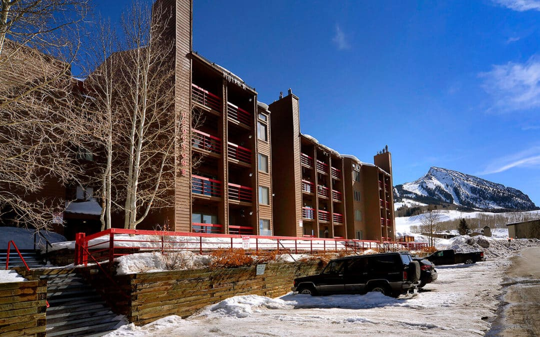New Listing ~ 25 Emmons Road, Unit 27, Mt. Crested Butte
