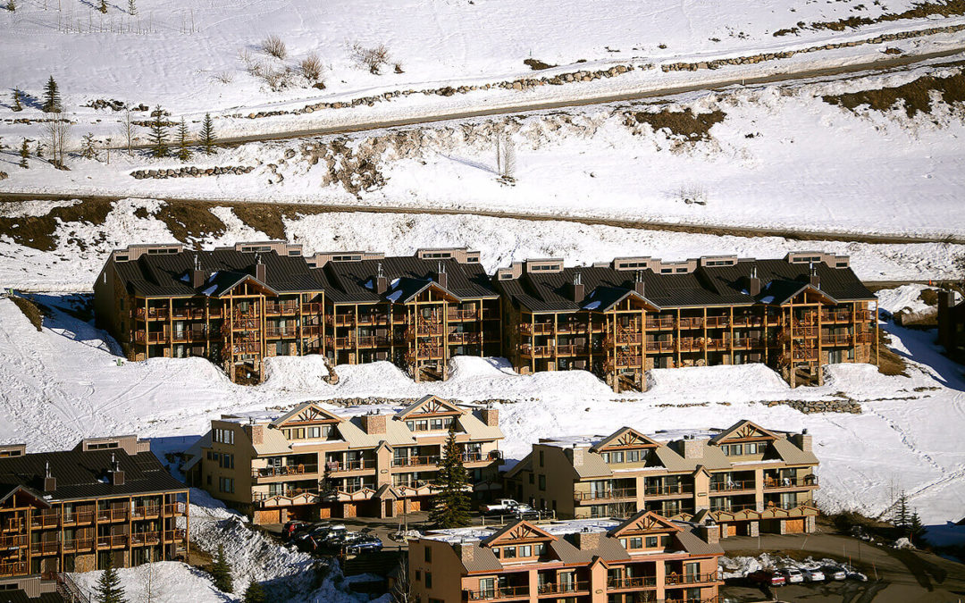 72 Hunter Hill Road, Unit I-301, Mt. Crested Butte ~ Sold