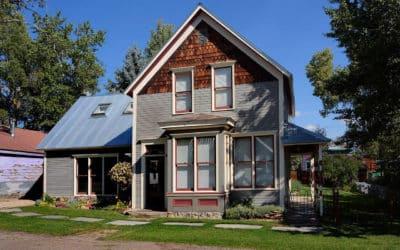 Back On The Market ~ 219 Sopris Avenue, Crested Butte