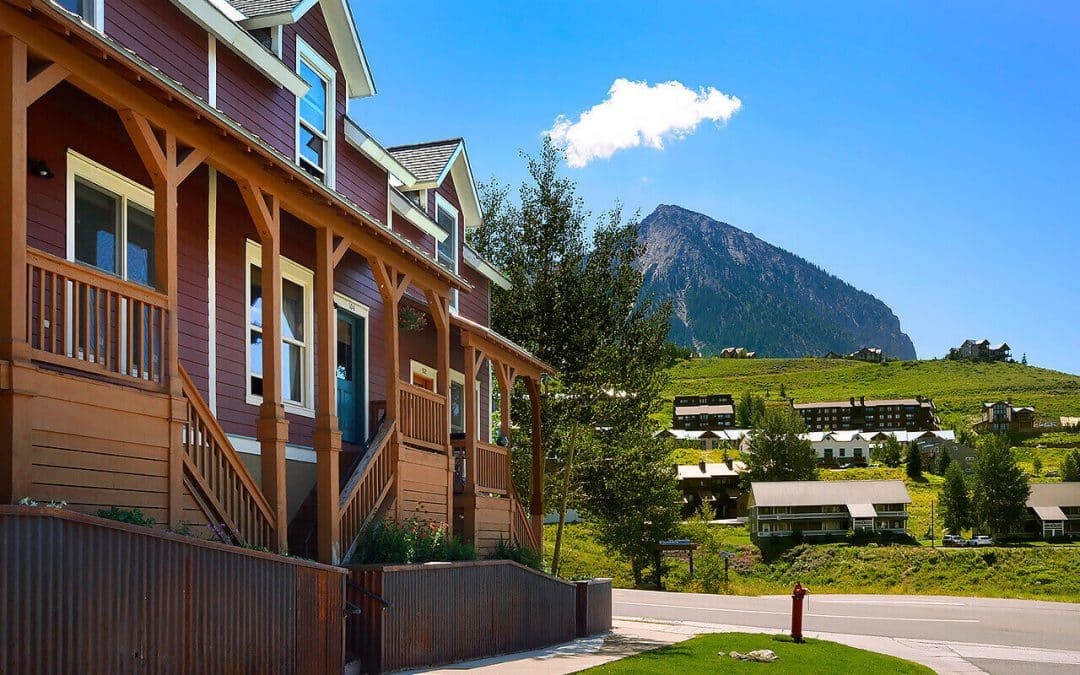 New Listing ~ 102 Pitchfork Drive, D, Mt. Crested Butte