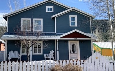 Under Contract ~ 220 Teocalli Avenue, Crested Butte