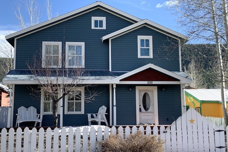 New Listing ~ 220 Teocalli Avenue, Crested Butte