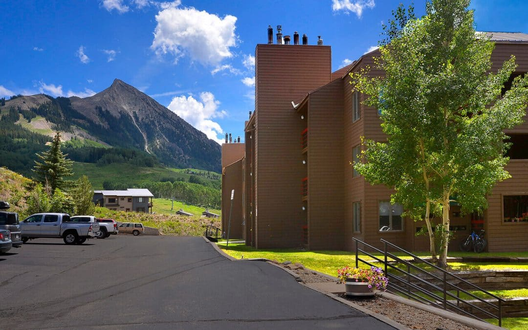 New Listing ~ 25 Emmons Road, Unit H aka 13, Mt. Crested Butte