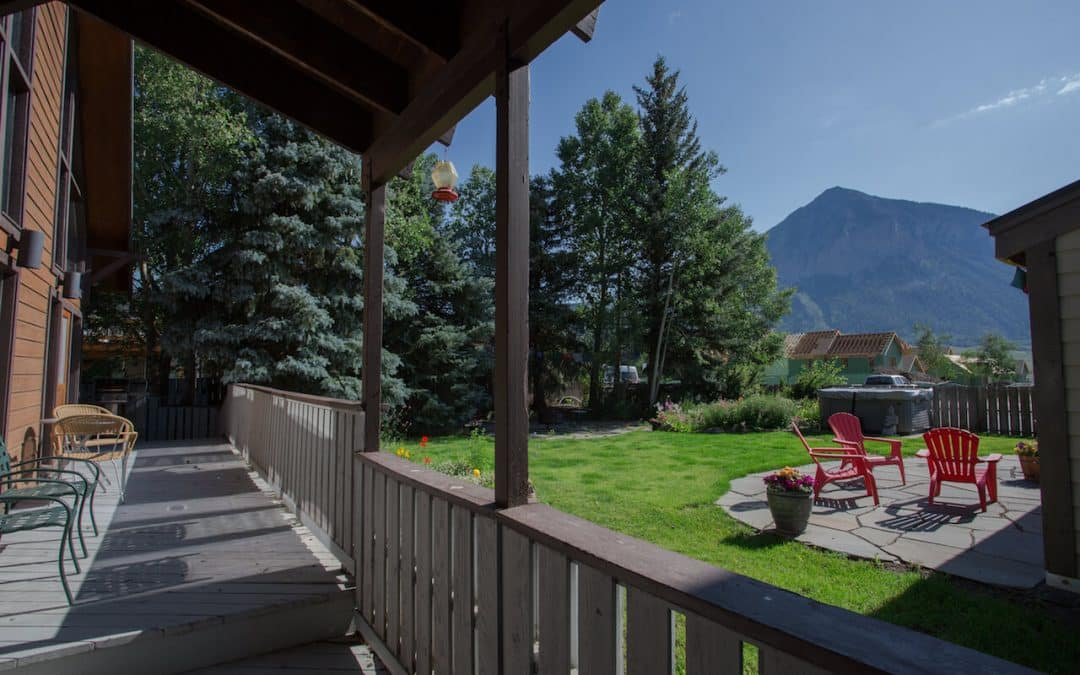 New Listing ~ 729 Maroon Avenue, Crested Butte
