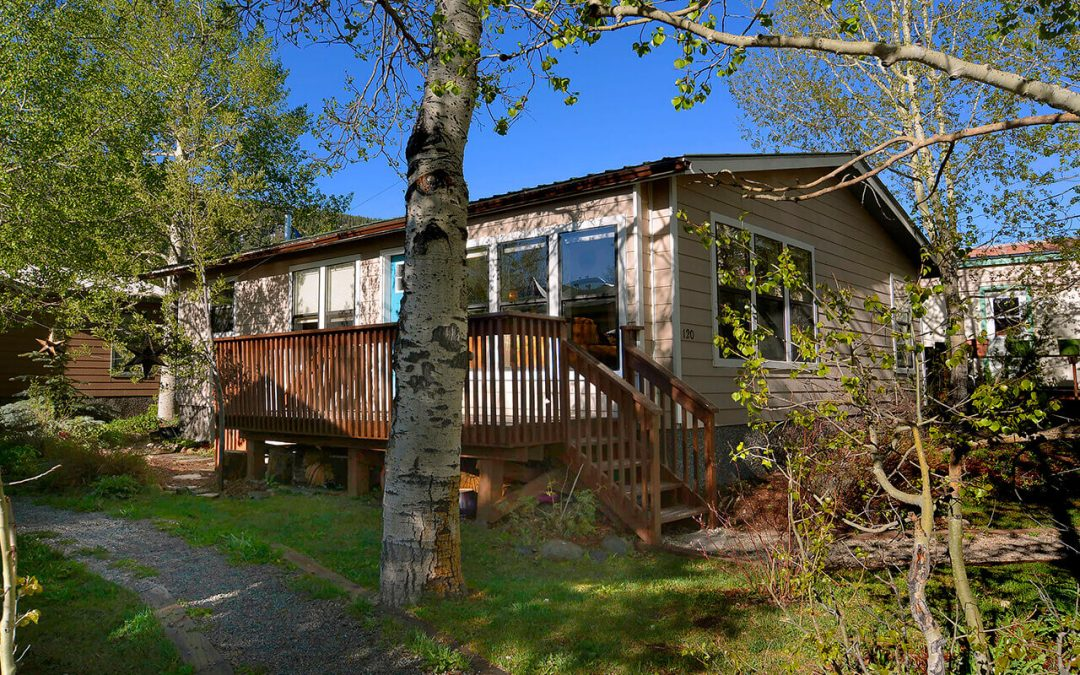 New Listing ~ 120 Butte Avenue, Crested Butte