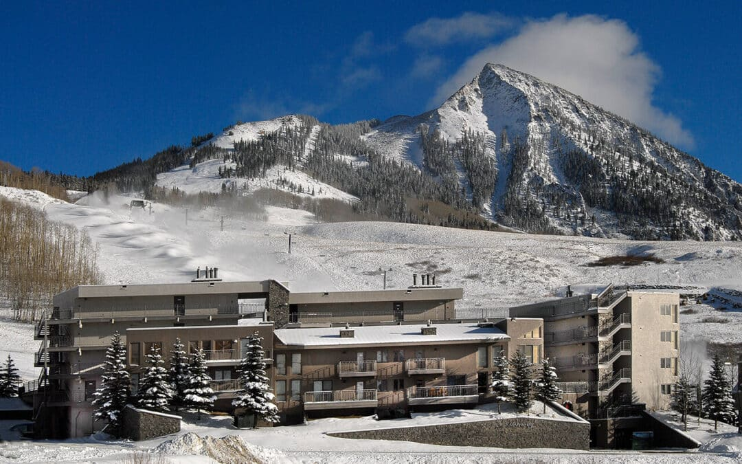 18 Snowmass Road, Unit 303, Mt. Crested Butte (MLS 767337)