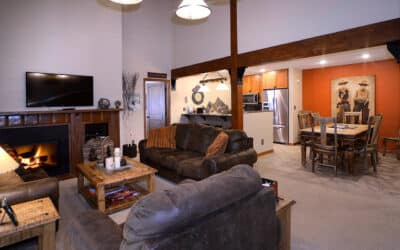 New Listing ~ 25 Emmons Road, Unit 44, Mt. Crested Butte