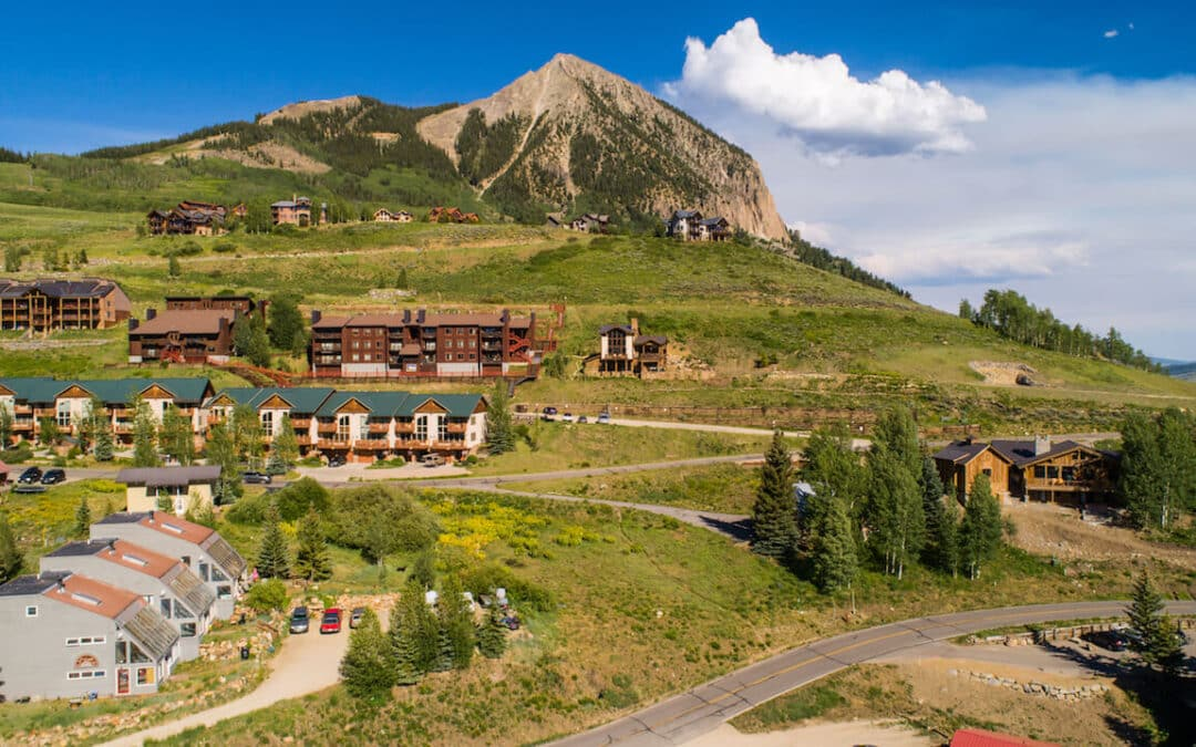 Under Contract ~ 30 Castle Road, Mt. Crested Butte