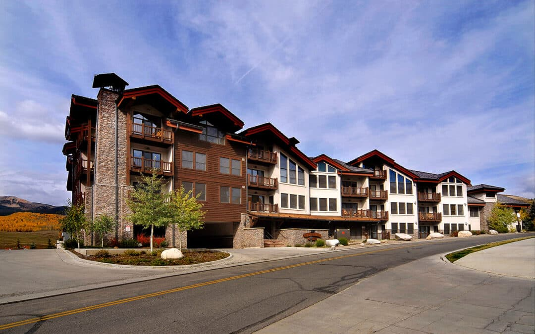 New Listing ~ 9 Hunter Hill Road, Unit 204, Mt. Crested Butte