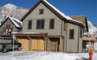 Under Contract ~ 111 Alpine Court, Crested Butte