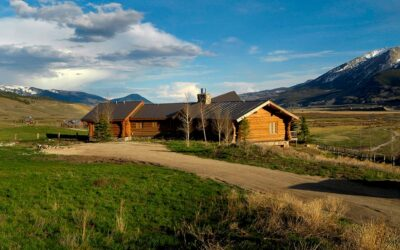 New Listing ~ 1202 County Road 317, Crested Butte