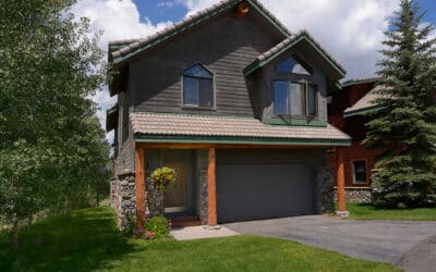 New Listing ~ 85 Birdie Way, Crested Butte