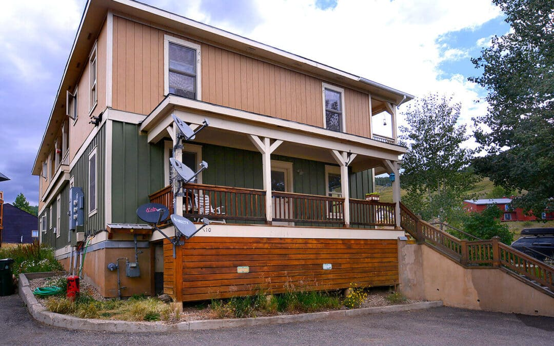 Back On The Market ~ 110 Pitchfork, Unit A, Mt. Crested Butte
