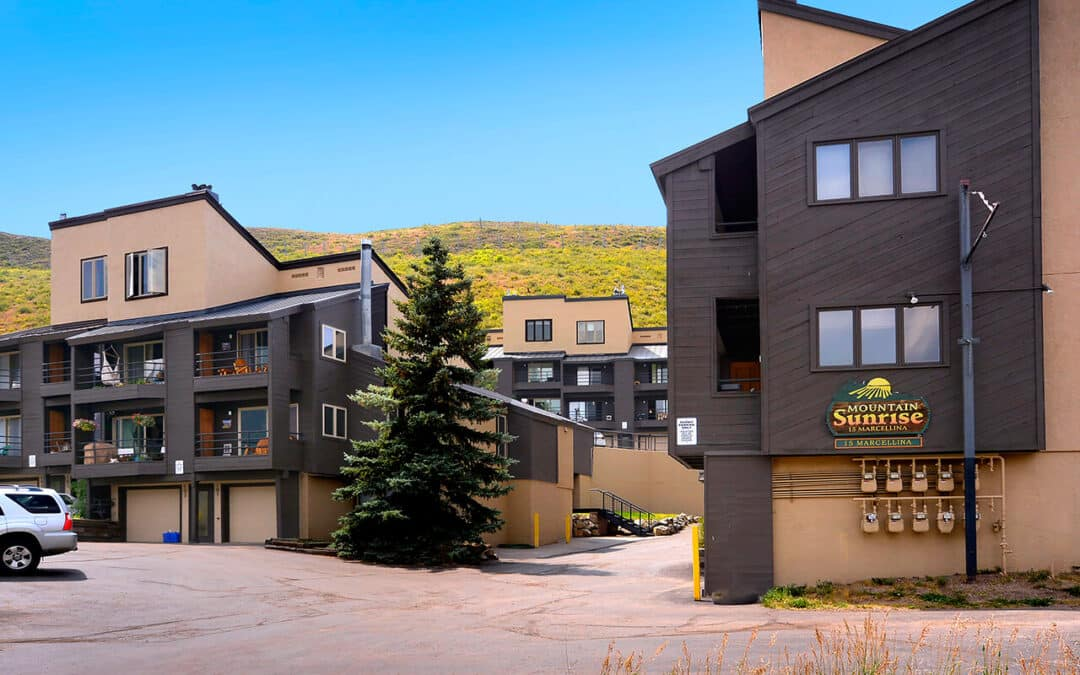 New Listing ~ 15 Marcellina Lane, Unit 111, Mt. Crested Butte