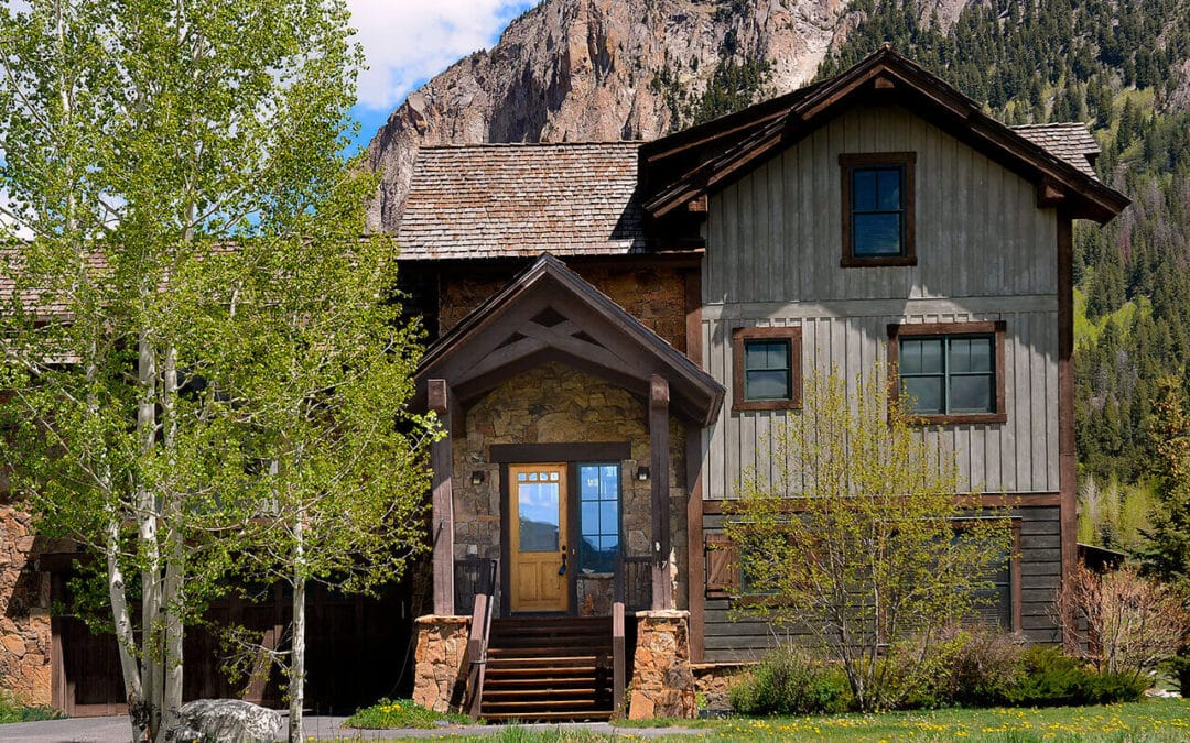 Sold ~ 17 Short Drive, Crested Butte