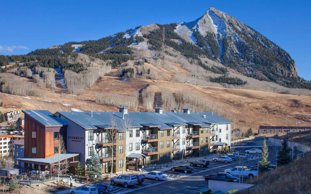Under Contract ~ 20 Marcellina Lane, Unit 202, Mt. Crested Butte
