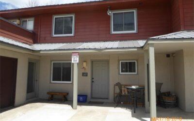 Under Contract ~ 3 Elcho Avenue, Unit 8, Crested Butte