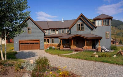 New Listing ~ 11 Cockleburr Circle, Mt. Crested Butte