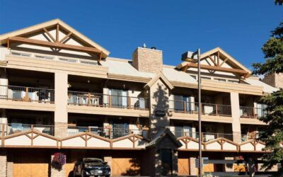 Under Contract ~ 20 Hunter Hill Road, Unit 210, Mt. Crested Butte