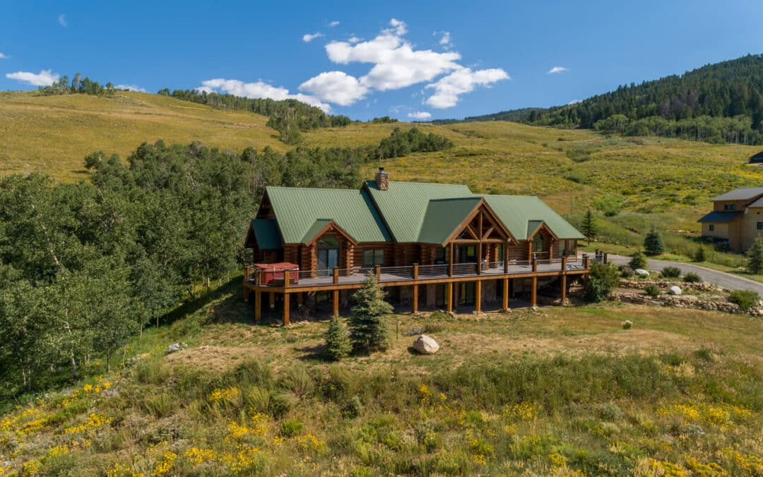 Under Contract ~ 251 Neville Way, Crested Butte